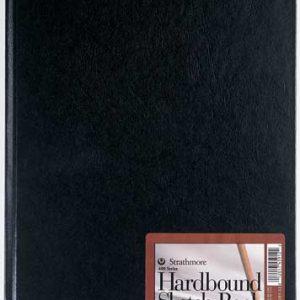 Sketchbook 8.5 x 11 Hardbound Strathmore
