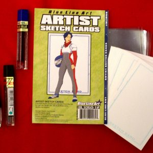 SKETCH CARD GIFT SET (05)