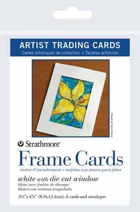 Artist Trading Cards Frame 3.5X4.875 (6)