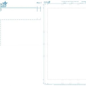 PREMIERE FT ART BOARDS(Strathmore 400 2ply smooth)Bulk100 11X17