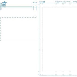 PREMIERE FT ART BOARDS (Strathmore 500 2ply semi-smooth)Bulk100 11X17
