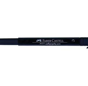 PITT Pen Calligraphy - Black