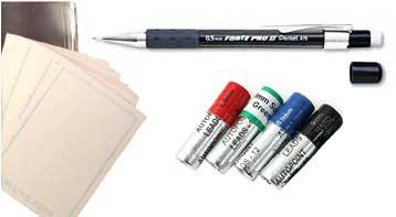 Pencil & Color Lead Set 0.9mm