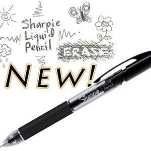 Sharpie Liquid Pencil 3 Eraser Refills