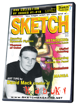 Sketch Magazine Digital Collection vol. 1
