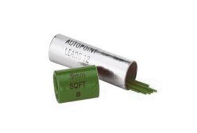 Lead 0.9mm Green  Soft - B (12)