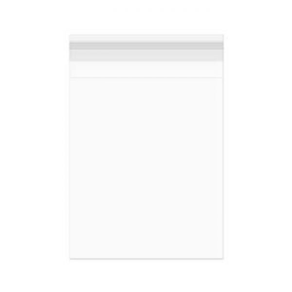Crystal Clear Plastic Bags 11 11/16in.x17 3/8in. (100)
