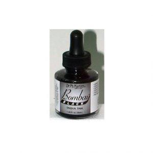 Ink India Bombay Black  (1oz)