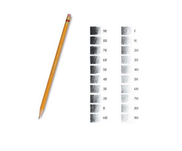 Pencil #2 HB