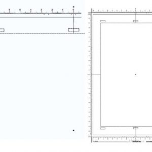 MANGA ART PAPER  (10 x 14 1/4) 90# Professional Bulk 100