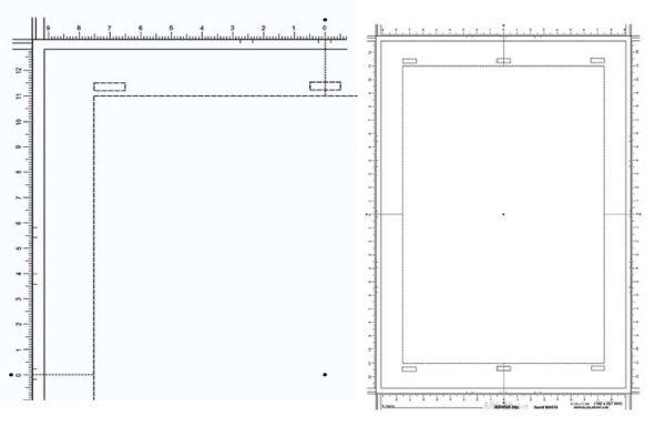 MANGA ART PAPER  (8 1/4 X 11 3/4) #80 Beginner Bulk 100