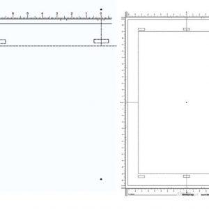MANGA ART PAPER  (8 1/4 X 11 3/4) #90 Beginner Bulk 100