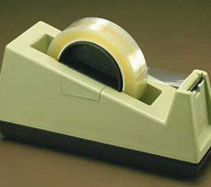 ARTISTS TAPE DISPENSER PLST 3IN CR C25