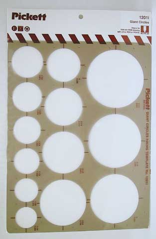 Template Circle Giant (INKING)