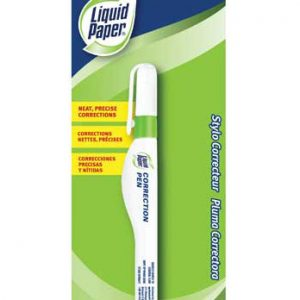 White out Liquid Paper Correction Pen